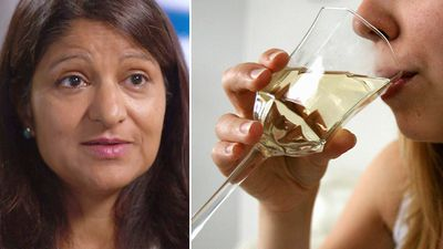 'There's no safe level of alcohol consumption'