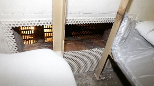 The inmates escaped by cutting into a plumbing tunnel.
