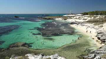 Cruise passengers will be quarantined on Rottnest Island.