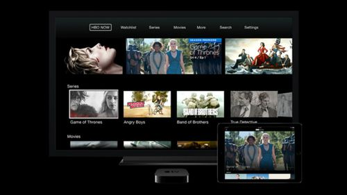 HBO Now is the premium channel's standalone subscription service. (Apple)