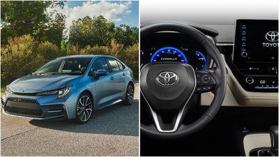 World first look at Toyota's new Corolla Sedan