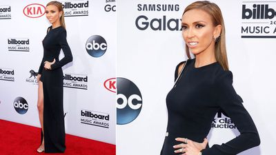 E! host Giuliana Rancic. (AAP)