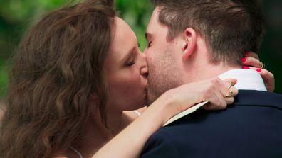Patrick and Belinda's heartwarming Final Vows