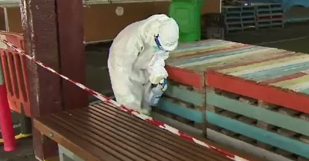 Queen Victoria Market undergoes deep clean as hospital staff go into isolation and exposure sites grow – 9News
