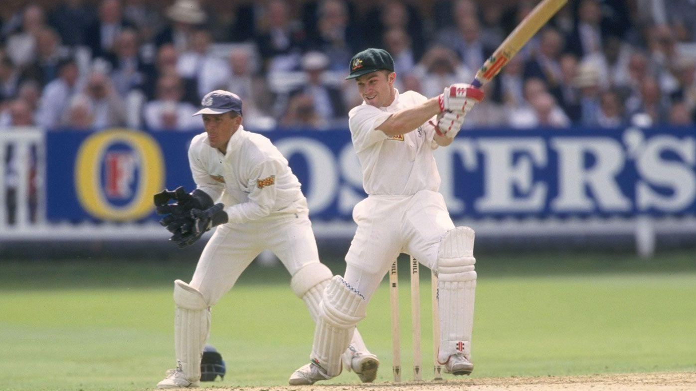 Michael Slater at Lord's, 1993