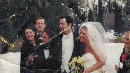 Wedding photo discovered at Ground Zero sparks 13-year search