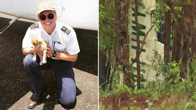 'We love you. I am empty': Dad's tribute for pilot killed in crash