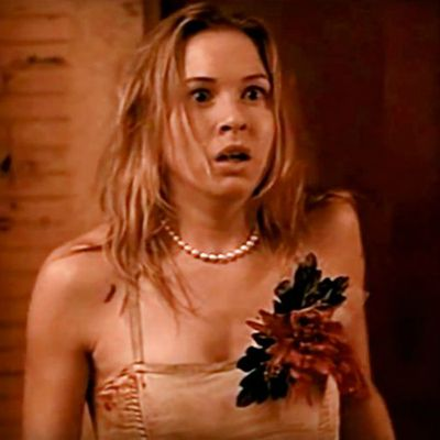 Ren&eacute;e Zellweger in <em>The Texas Chainsaw Massacre: The Next Generation</em> (1994)