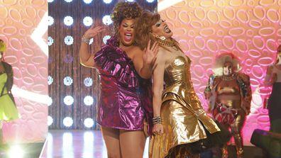 RuPaul's Drag Race Coco Jumbo