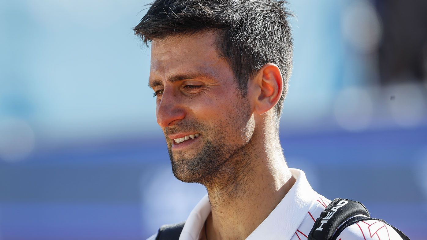 Apologetic Novak Djokovic responds to backlash after he and his wife test positive for coronavirus