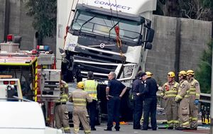 Truck company in fatal Eastern Freeway crash penalised