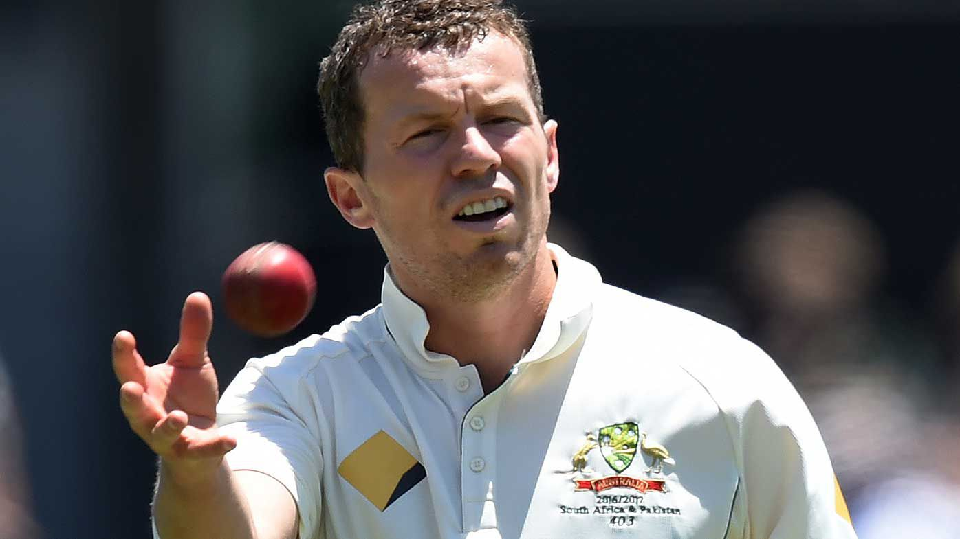 Peter Siddle makes Australian Test return for Ashes opener ahead of Josh Hazlewood, Mitchell Starc