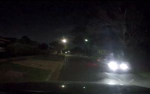 CCTV released in drive-by shooting of Mongols bikie Shane Bowden
