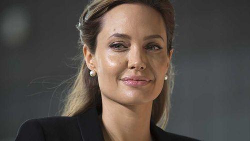 Angelina Jolie to visit Nauru