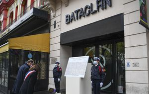 France marks five year anniversary since deadly terror attacks on Bataclan and cafes