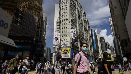Chinese mission slams EU's sanctions on Hong Kong