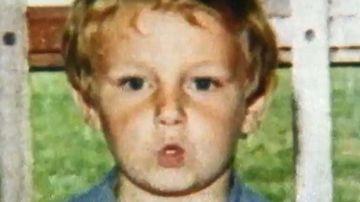 Six-year-old Damien Noyce.