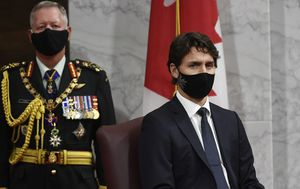 Coronavirus: Trudeau says Canada is in a second COVID-19 wave