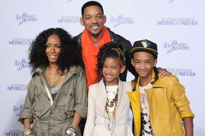 <b>Jada and Will Smith</b> have two of the richest and most successful Hollywood kids going round. <b>Jaden</b> (13) and <B>Willow</b> (10) have their own stylist and fashion designer and often skip school because of their acting and singing careers. Apparently, Will and Jada are pretty lenient, too, and don't like to set rules or discipline their kids. Jaden was recently named the richest child actor in Hollywood, after raking in $3 million for his starring role in <i>The Karate Kid</i> movie.