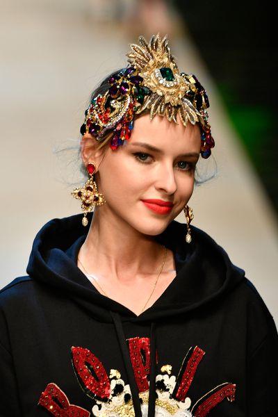 Dolce & Gabbana, spring/summer '17, Milan Fashion Week