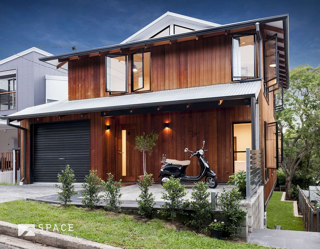Modern take on Queenslander hits the market - 9homes