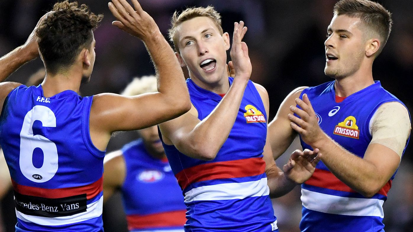 Western Bulldogs send Carlton to worst start in club's history