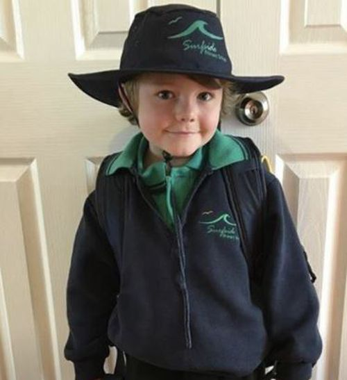 Brodie, aged 8, was found dead yesterday at a  Mornington Peninsula home. (Facebook)