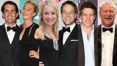 TV WEEK GOLD LOGIE: Most Popular Personality on Australian TV