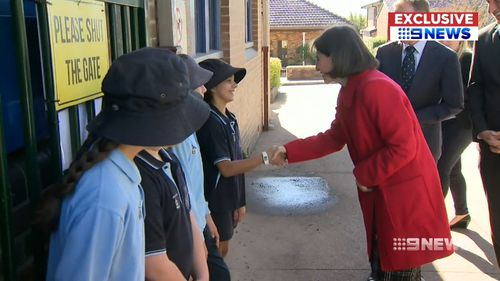"""Twenty-two new """"Priority Precincts"""" were announced by Premier Gladys Berejiklian as part of the government's housing affordability package. Picture: 9NEWS"""