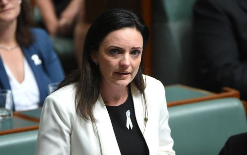 Ms Husar has denied the allegations of bullying in her Penrith electorate office, in Sydney's west. Picture: AAP.