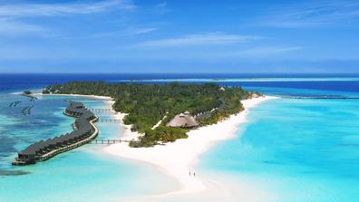 Kuredu resort, Maldives
