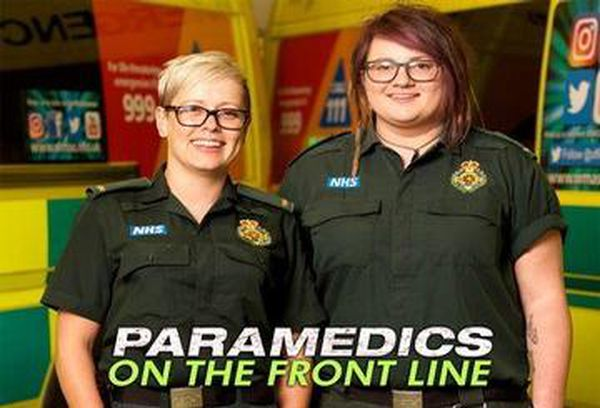 Paramedics: On The Front Line
