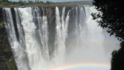 Victoria Falls is one of the world's most awe-inspiring natural wonders.