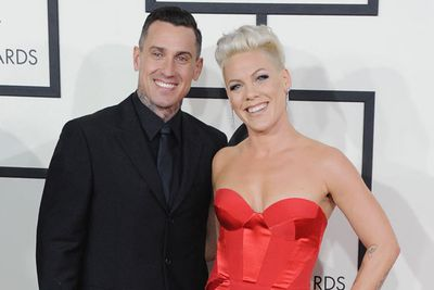 """Pink and hubby Carey Hart briefly split in 2008... after two years of marriage! That is, before they reconciled their romance. <br/><br/>The reason? According to <i>New York Daily News</i> the star was fed up with couple's """"don't ask, don't tell"""" policy regarding seeing other people. <br/>"""