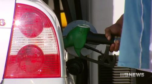 Motorists are being urged to shop around for their fuel this week. (9NEWS)