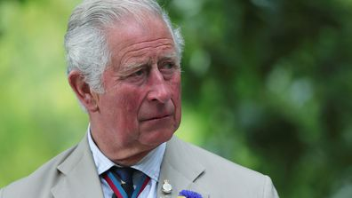 Prince Charles in August 2020