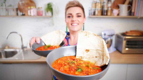 Jane de Graaff makes ultimate homemade baked beans