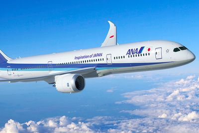 <strong>3. ANA All Nippon Airways</strong>