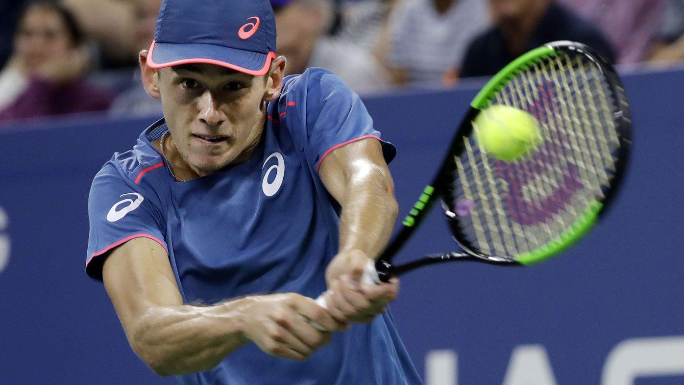 Alex de Minaur has more intensity than Rafael Nadal and Lleyton Hewitt: Wilander
