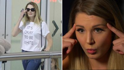 'Women not wired to be CEOs': Alt-right figure Lauren Southern