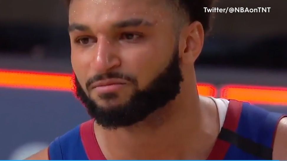 Jamal Murray in tears after 50-point stunner leads Denver Nuggets over Utah Jazz to force Game 7