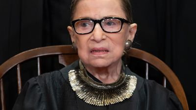 Ruth Bader Ginsburg (18 September, 2020)