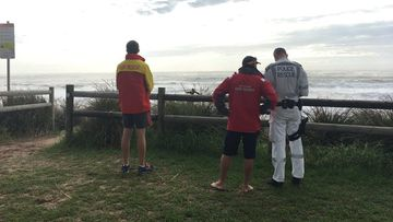 Body of a man found on Wollongong beach