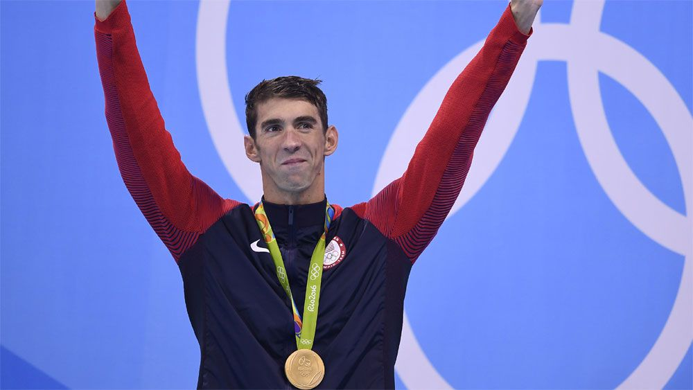 Michael Phelps (AFP)