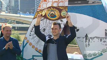 Jeff Horn could become Australia's highest paid athlete