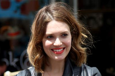<p>Mandy Moore: Now</p>