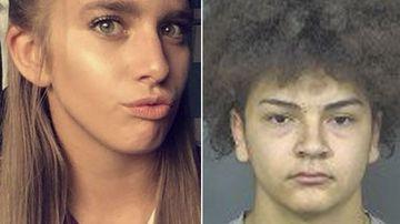 High school footballer stabbed pregnant cheerleader to death in US