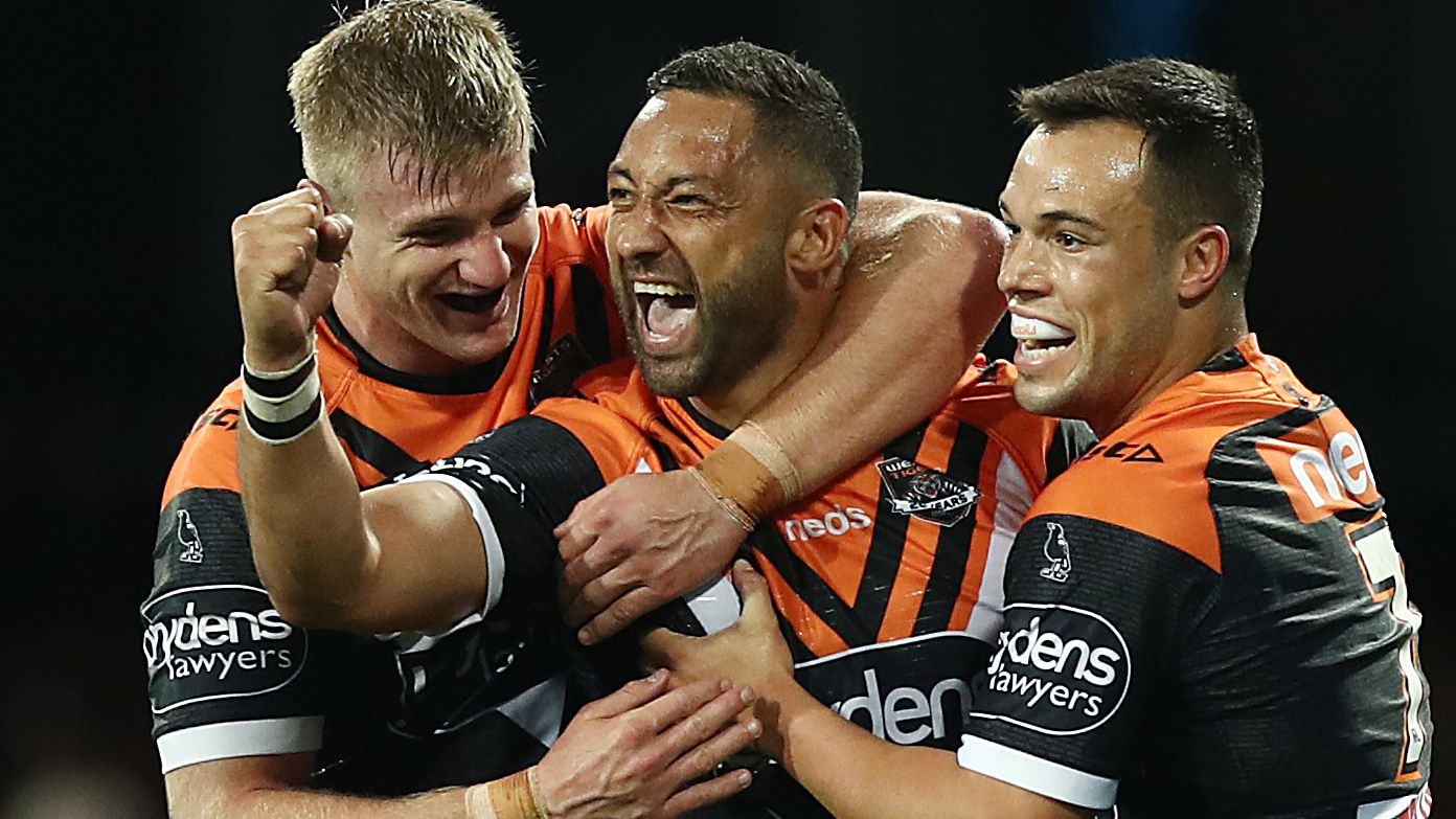 Wests Tigers to pounce on NRL market with $1m to spend