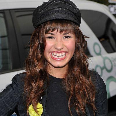 Demi Lovato: Then...