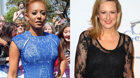 Mel Doyle almost replaced Mel B